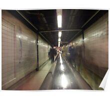 underground motion #4 Poster