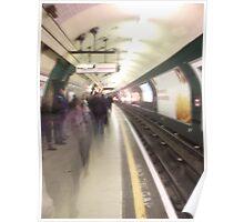 underground motion #7 Poster