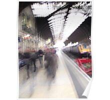 underground motion #9 Poster