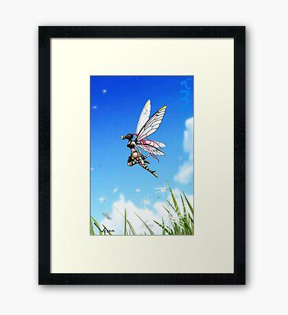 Vespa  Framed Print