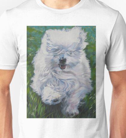 Coton De Tulear Fine Art Painting Unisex T-Shirt