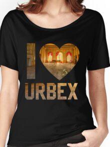 I LOVE URBEX Women's Relaxed Fit T-Shirt