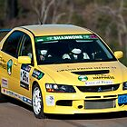 Targa West 2011, 26c Way To Happiness Mitsubishi Lancer Evo 9 by Immaculate Photography