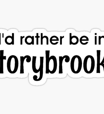 Storybrooke Sticker