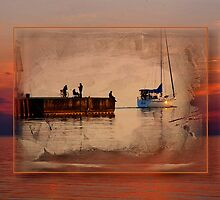 Summertime by Greta  McLaughlin