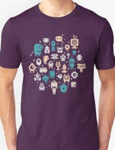 Robots. Unisex T-Shirt