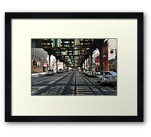 Typical NYC Framed Print