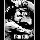 Fight Club by dcvillones