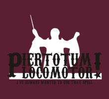 Piertotum Locomotor - I've Always Wanted To Use That Spell T-Shirt