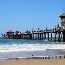 Huntington Pier I by tom j deters