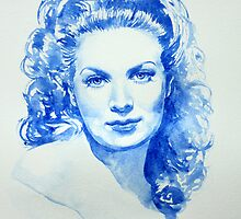 Maureen O'Hara by dairelynch