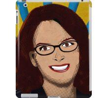 Tina Fey Pop Art iPad Case/Skin