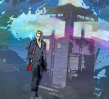 Doctor WHO - Peter Capaldi by Presumably