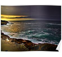 The Look ~ Oregon Coast ~ Poster