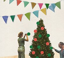 Christmas Tree by willowwilson