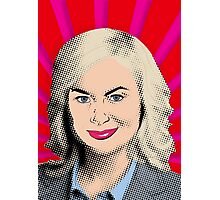 Amy Poehler Original Pop Art Photographic Print