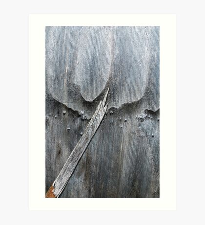 Juliette's Dagger Art Print