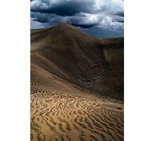 Dark Dune Photographic Print