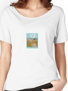"""Anti-""""Helicopter Parenting"""" to watch Coronation Street Women's Relaxed Fit T-Shirt"""