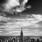 NYC: Empire State Building by Nina Papiorek
