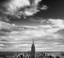 NYC: Empire State Building by Nina Papiorek