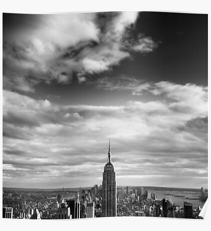 NYC: Empire State Building Poster