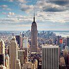 NYC: Empire by Nina Papiorek