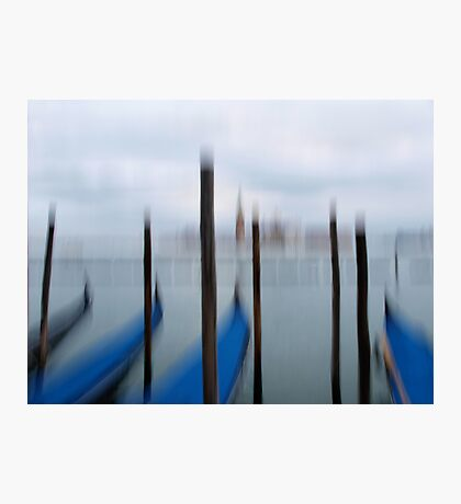 Venice: Abstracts Photographic Print