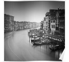 Venice: Canal Grande Study III Poster