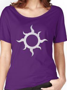 Eight Point Swirl Women's Relaxed Fit T-Shirt