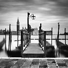 Venice: Canal Grande II by Nina Papiorek