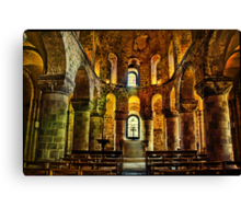 St John's Chapel, London Canvas Print