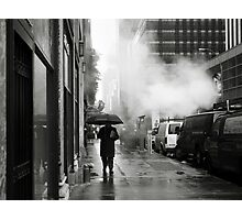 NYC: Umbrella Photographic Print