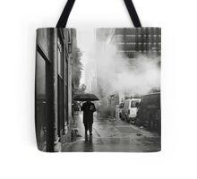 NYC: Umbrella Tote Bag