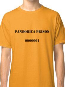Pandorica Prison Classic T-Shirt