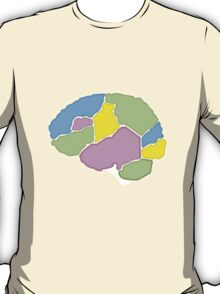 Fill in your own brain chart T-Shirt