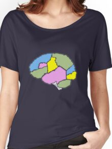 Fill in your own brain chart Women's Relaxed Fit T-Shirt