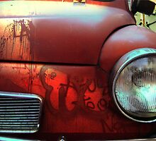 stamped car by ecrimaga