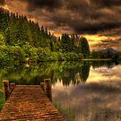 Journey Into Loch Ard by Don Alexander Lumsden (Echo7)