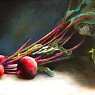 Beta Vulgaris by  Janis Zroback