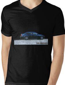 Lowstandards Mens V-Neck T-Shirt
