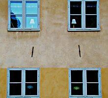 Lamps by Mojca Savicki
