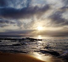 Collaroy Sunrise by Doug Cliff