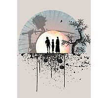 Samurai Champloo - Sunset Photographic Print
