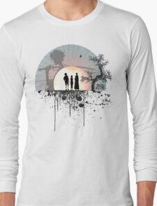 Samurai Champloo - Sunset Long Sleeve T-Shirt