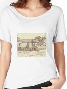 Restored Barn Home Women's Relaxed Fit T-Shirt