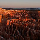 Sunrise at Bryce Point by Brian Healy Photography