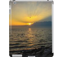New beginning iPad Case/Skin