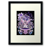 Trapped in Another World Framed Print