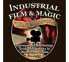 Industrial Film and Magic Photographic Print